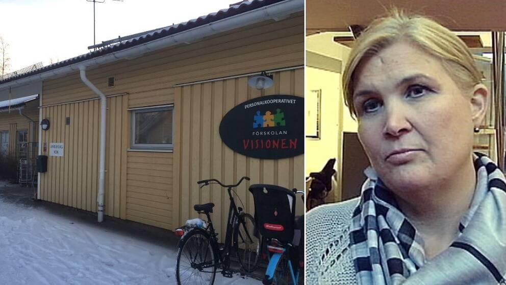 Visionen, förskola, Ewa Klingefors