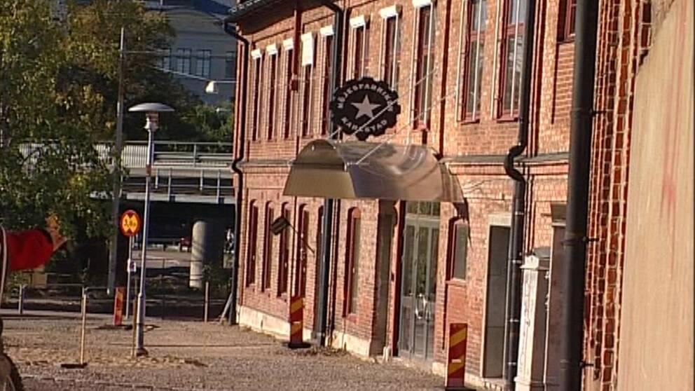 Nöjesfabriken i Karlstad
