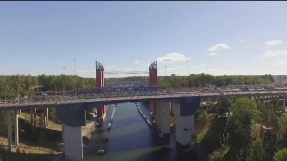 motorvägsbron södertälje