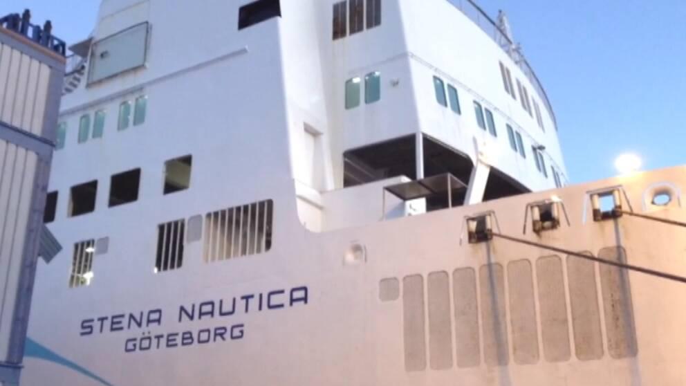 Stena Nautica.