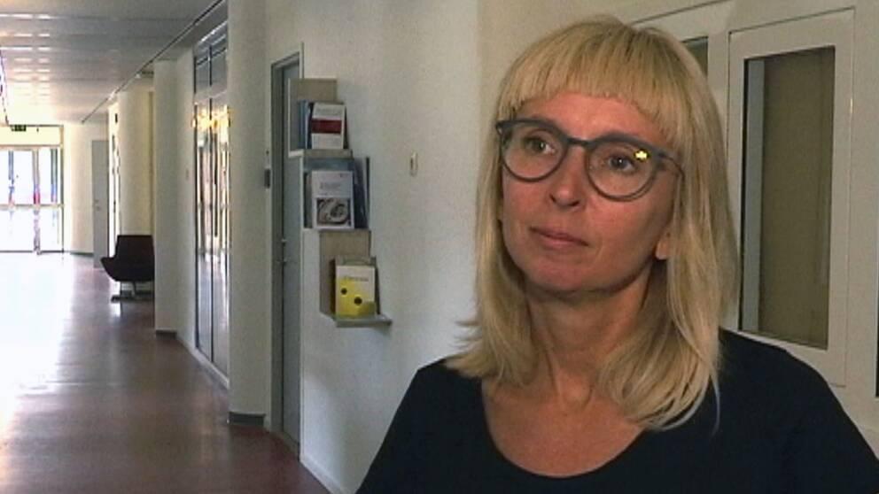 Lena Abrahamsson professor LTU
