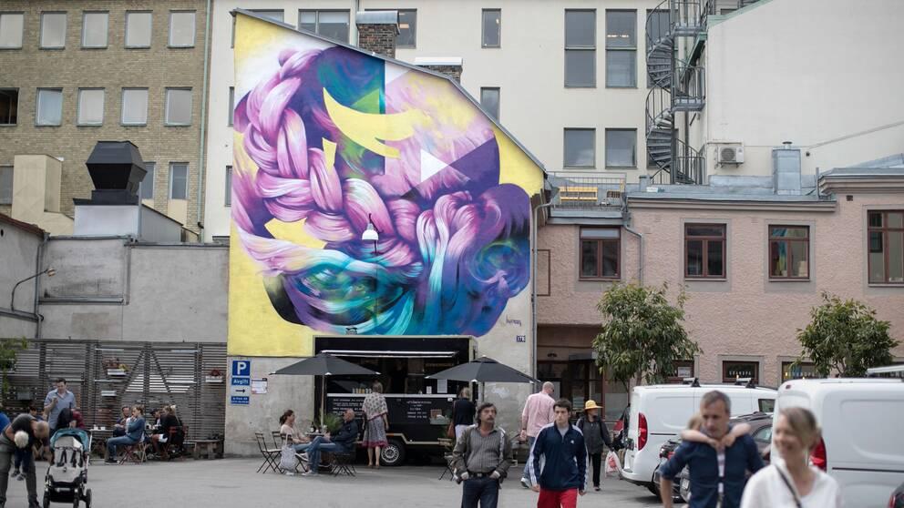Magasinsgatan Göteborg