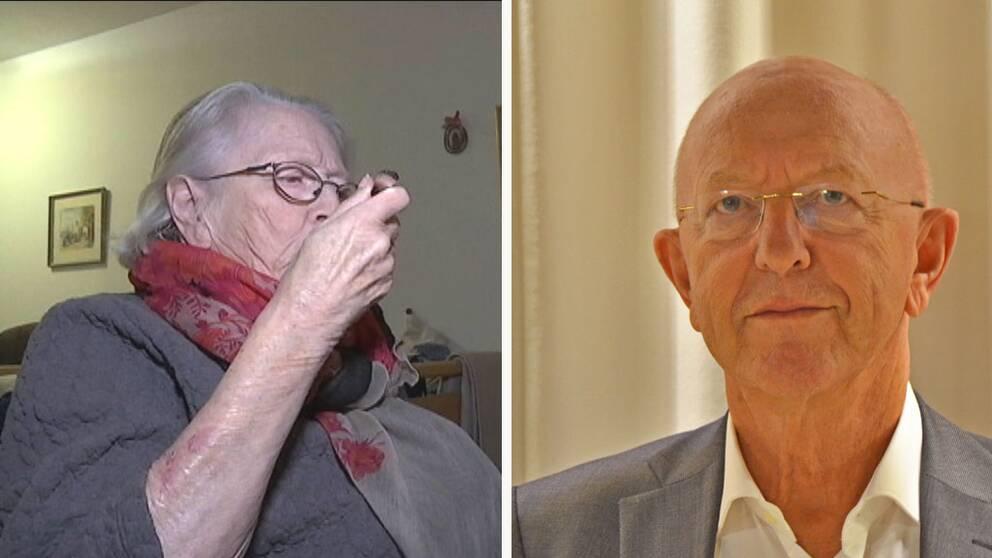 Olof Arvidsson på Demensförbundet reagerar kraftigt på försöket i Trelleborg