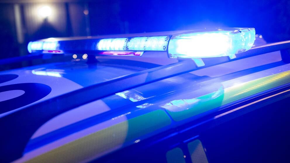 Ungdomar misstänks för olaga hot i Bollstabruk.