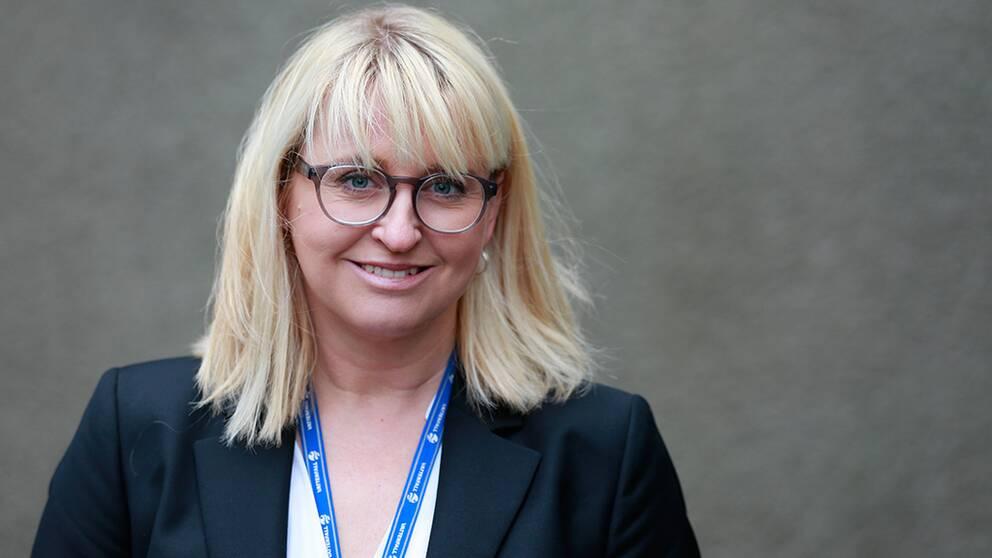 Anna Collin Stf presschef Vattenfall
