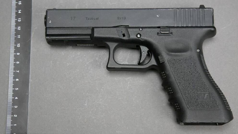Soft air gun