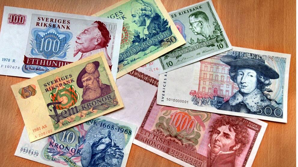 91-årig kvinna vägras lösa in sina sedlar