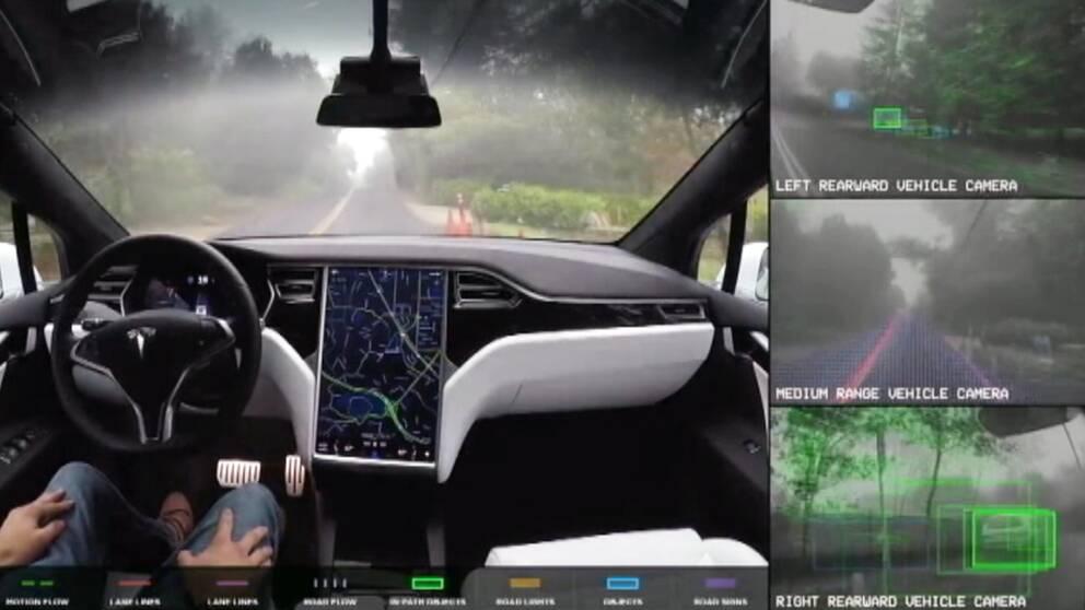 AI-system ska kunna ersätta taxichaufförer.