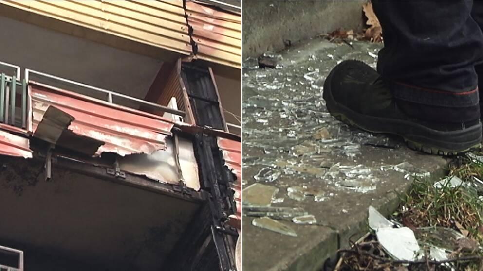 Polisstation attackerad i kina