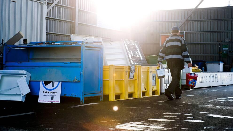 Återvinningscentral