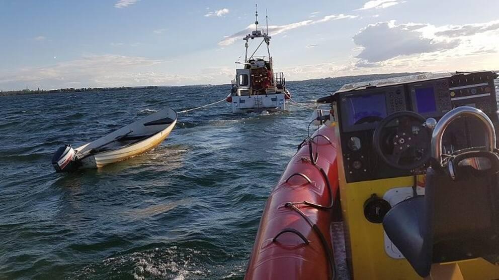 Många insatser för sjöräddningen