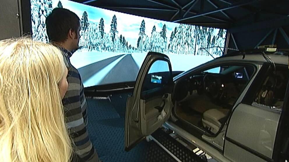 Forskare studerar ADHD och bilkörning
