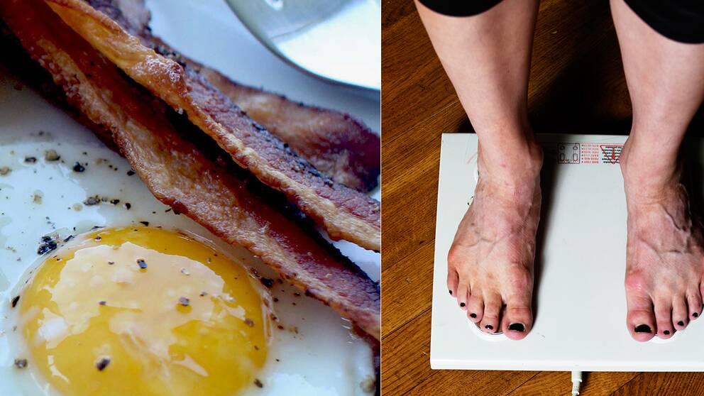 bacon och våg