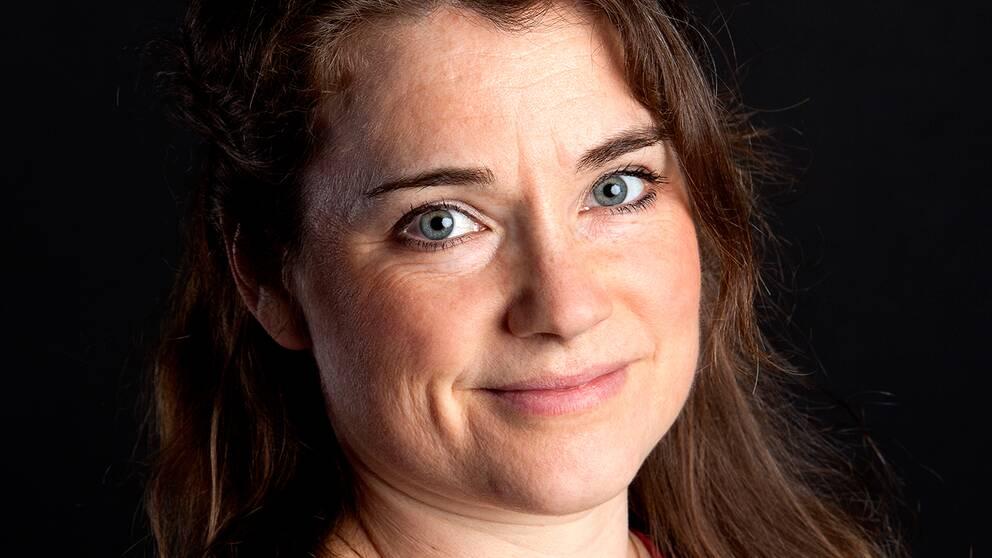 Christel Larsson, professor i kostvetenskap vid Göteborgs universitet.
