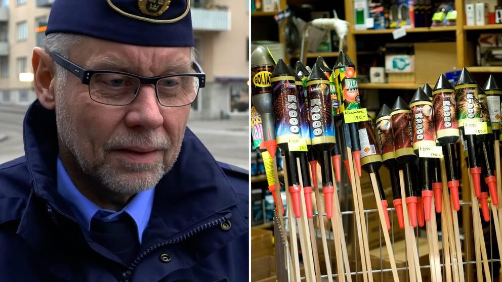 Anders Hedström, raketer