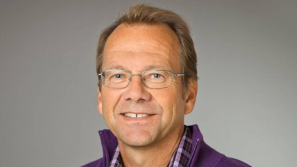 Bertil Forsberg, professor i miljömedicin vid Umeå Universitet.