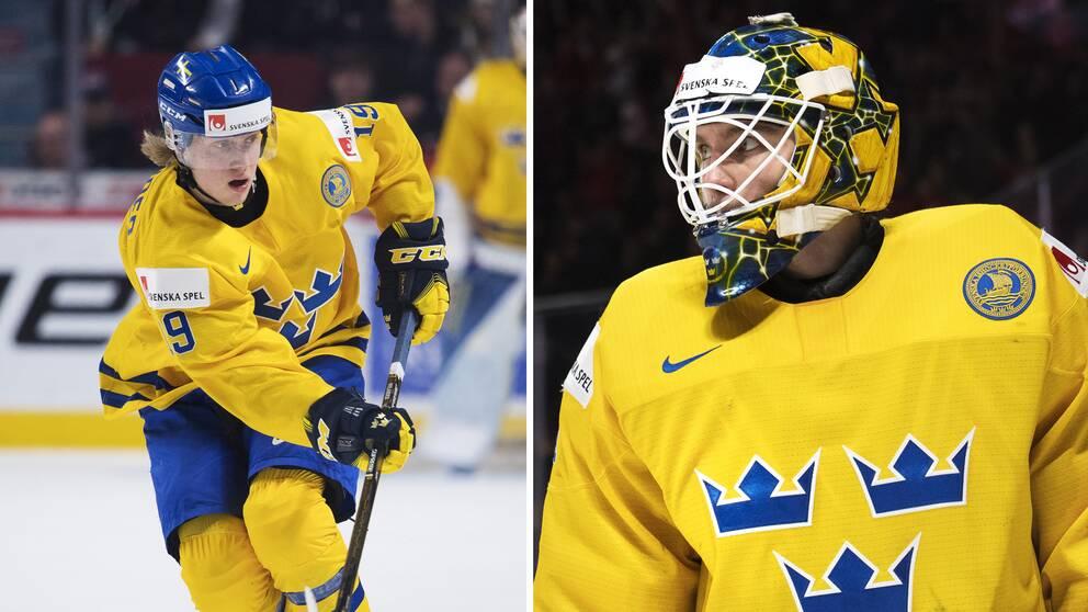 Nylander och Sandström.