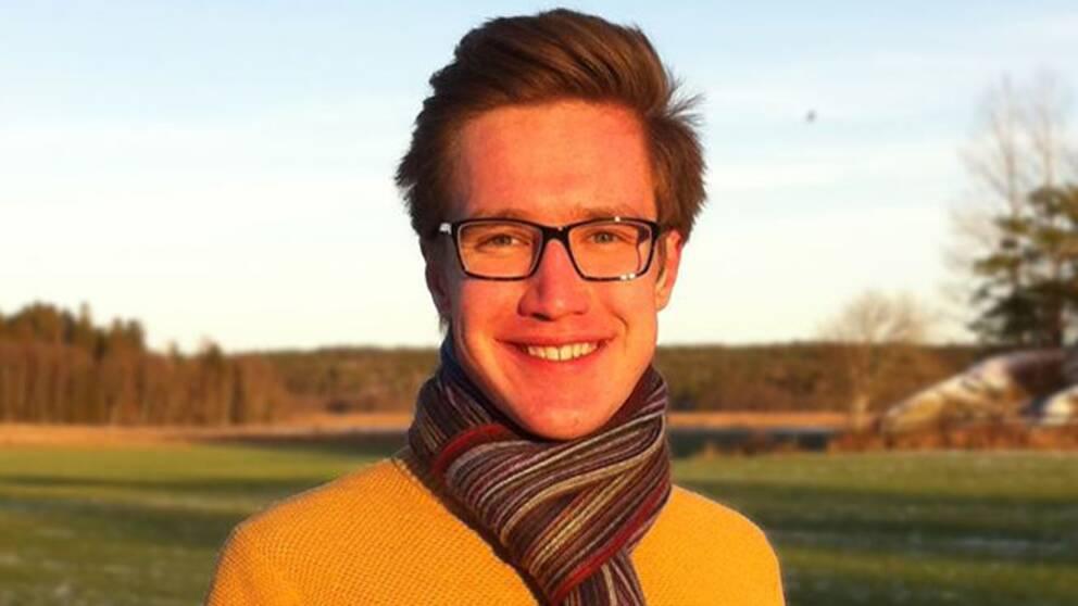 Johan Andersson från Nyköping valdes till ny ordförande för Fältbiologerna