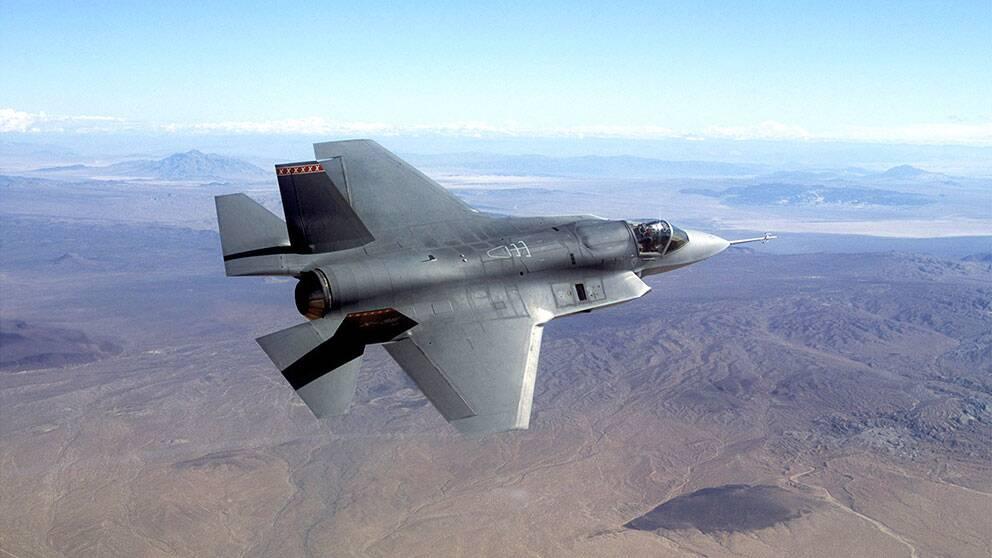 Norge koper stridsflyg for miljarder