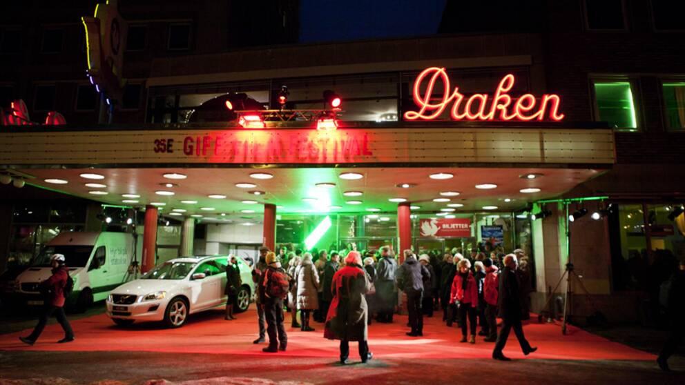 Draken biograf, Göteborg filmfestival