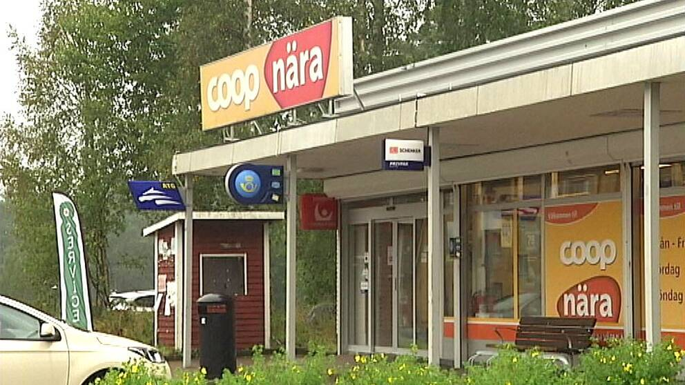 Coop i Björneborg läggs ned
