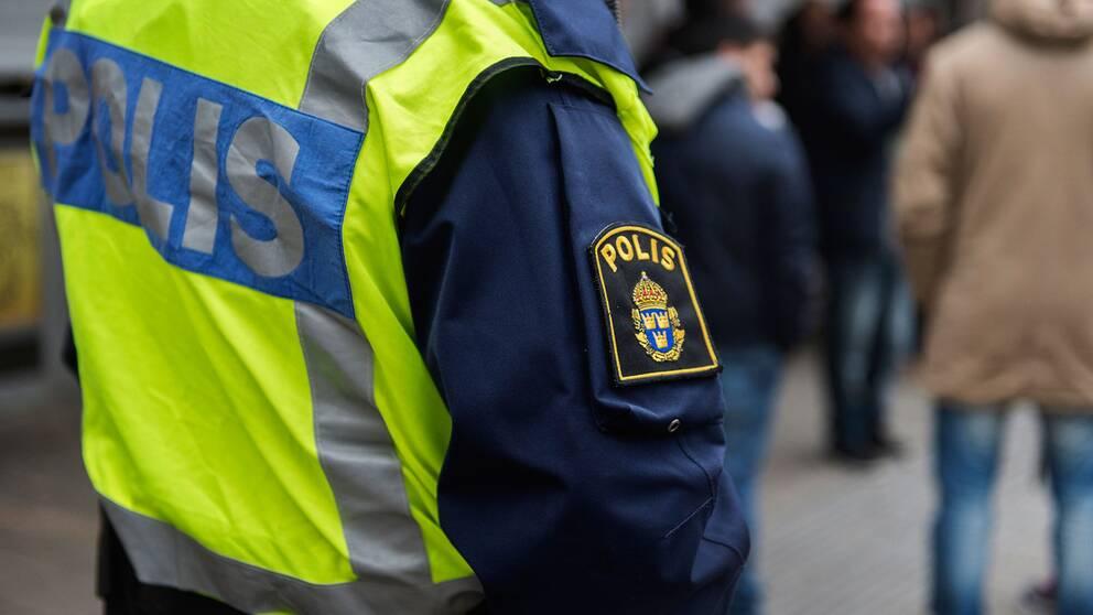 Polismyndigheten redovisade tio procent färre ärenden till åklagare under förra året.