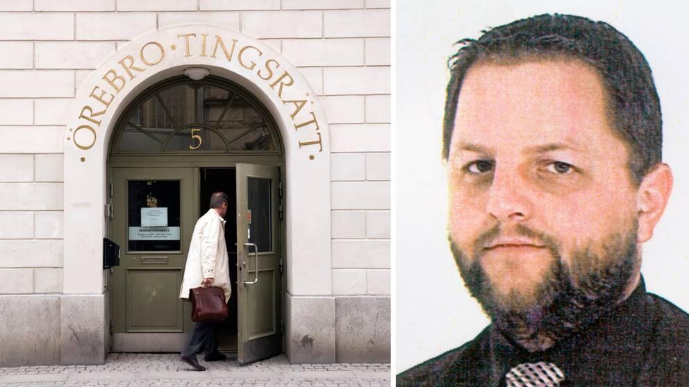 Helge Fossmo och Örebro tingsrätt