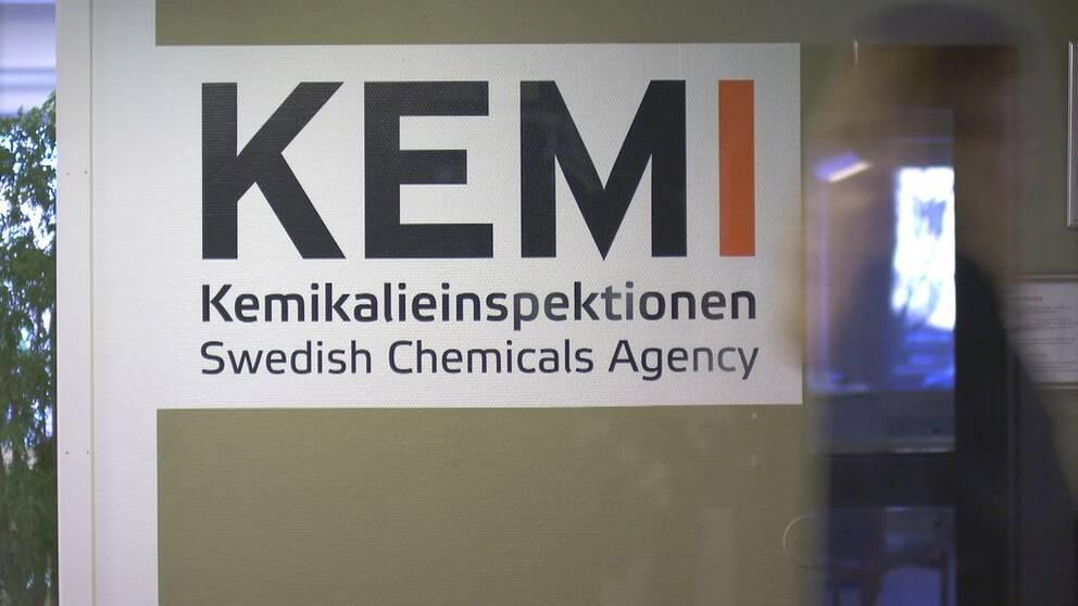 Kemikalieinspektionen