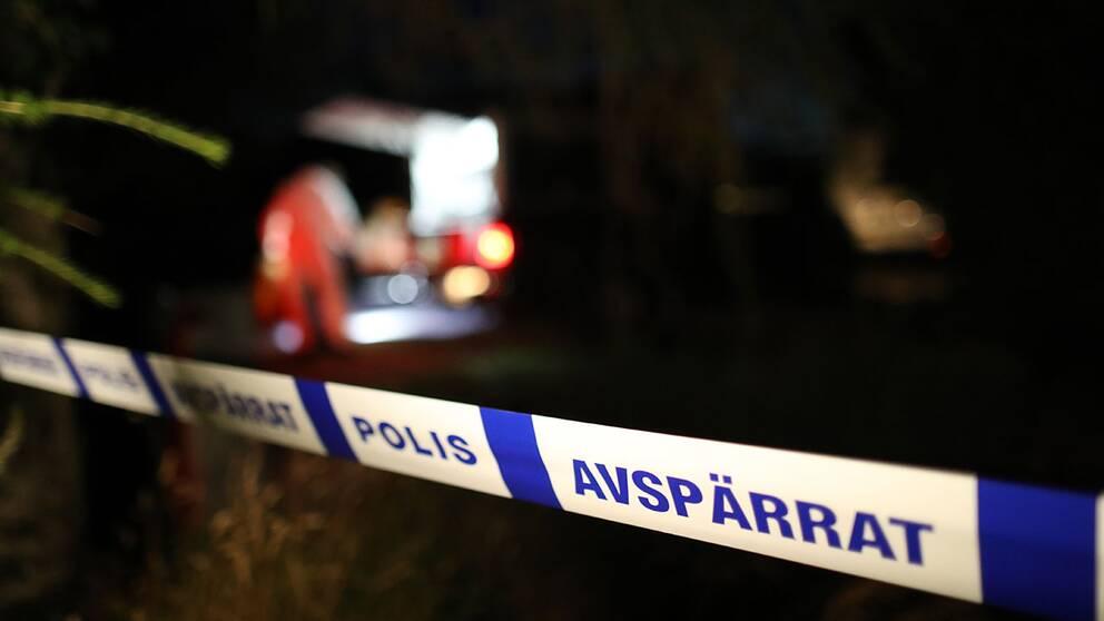 mord Ystad