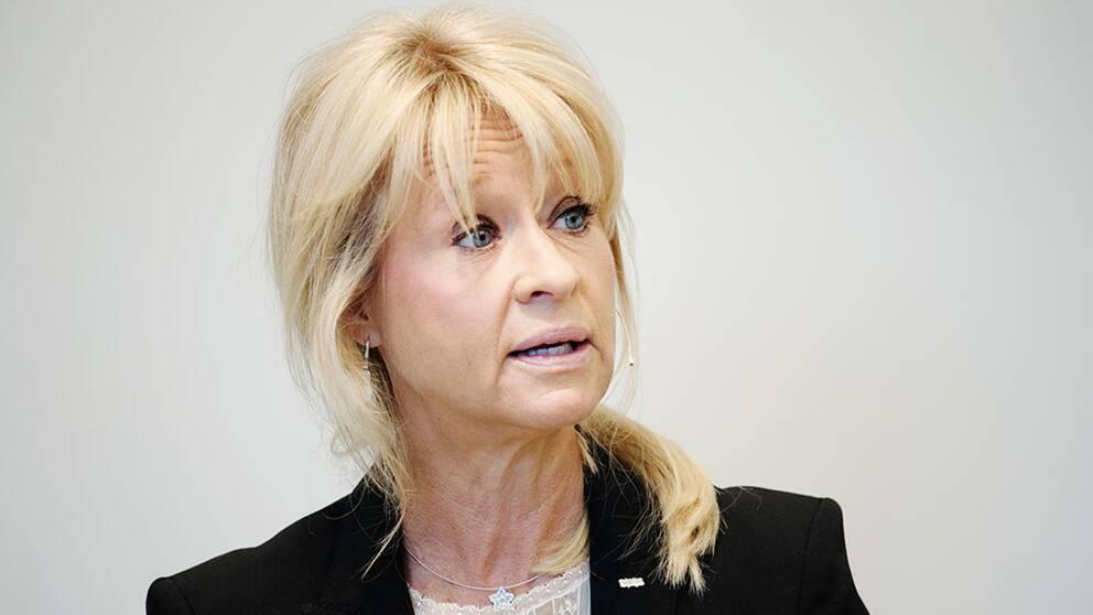 Annika Falkengren lämnar SEB
