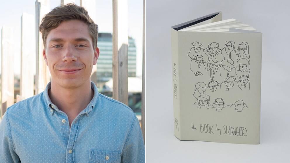 Hampus Elfström/The book by strangers