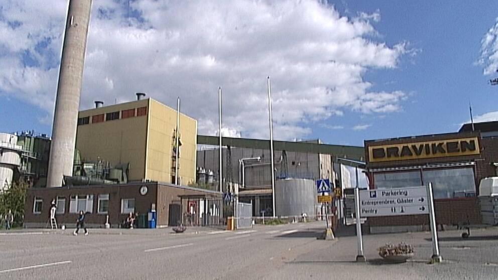 Bravikens pappersbruk (del av Holmenkoncernen)