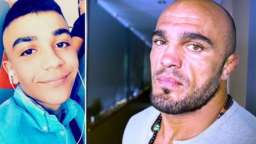 Ahmed och MMA:aren