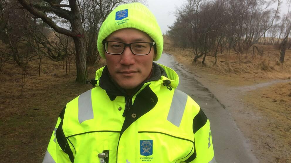 Anders Olsson på länsstyrelsen i Skåne.