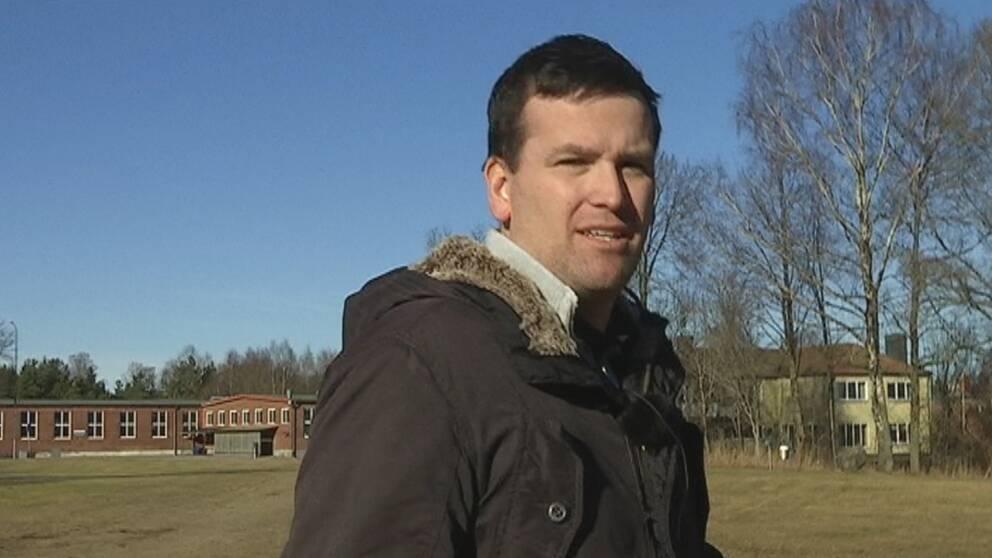 Ronny Löfquist (S), kommunråd Hylte.