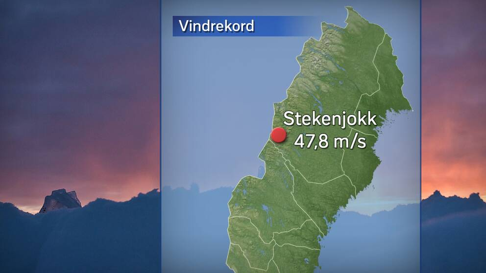 Vindrekord