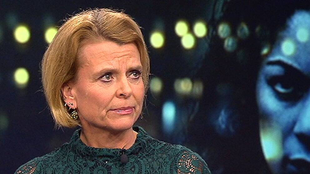 Jämställdhetsminister Åsa Regnér (S)