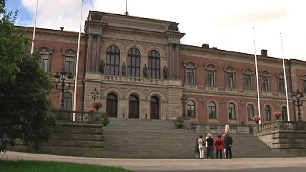 Universitetshuset / Universitetsaulan Uppsala universitet