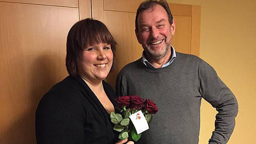 Eva Ballovarre nytt kommunalråd Älmhult