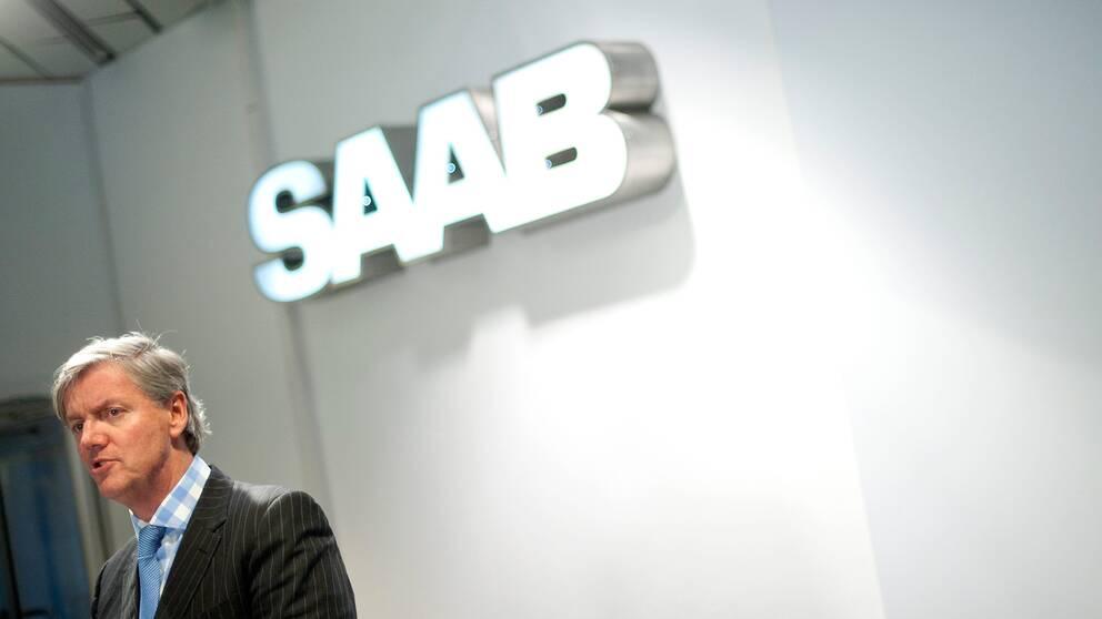 Victor Muller, Saabs siste ägare.