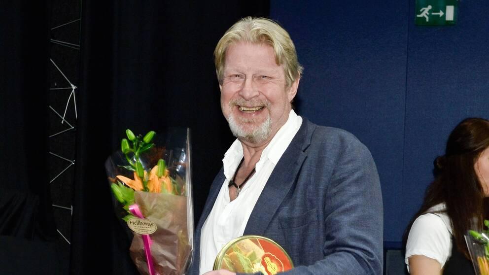 Rolf Lassgård gör rollen som Ove