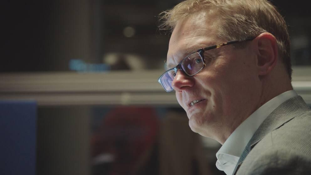 Tuomo Pietiläinen.