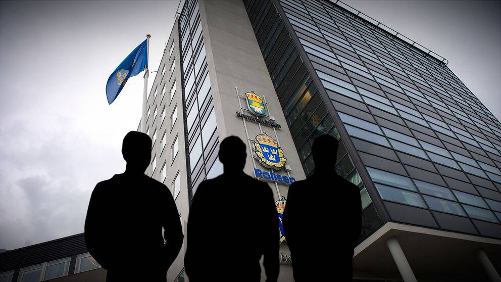 Tre män i 20-årsåldern har anhållits misstänkta för grov våldtäkt. Våldtäkten, som ska ha begåtts i en lägenhet i Uppsala, direktsändes på Facebook.