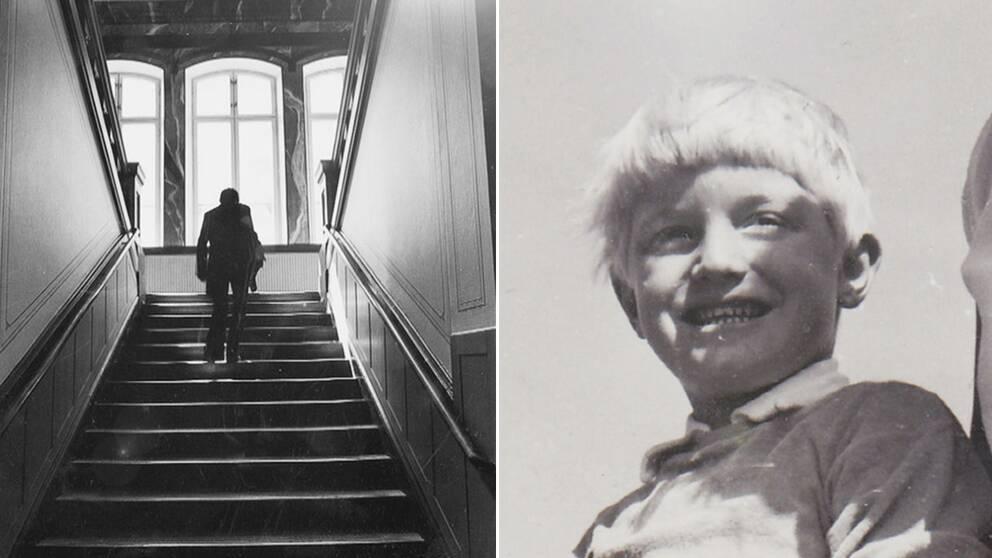 Flytten till Malmö innebar en barndom kantad av våld för unge Johannes Brost.