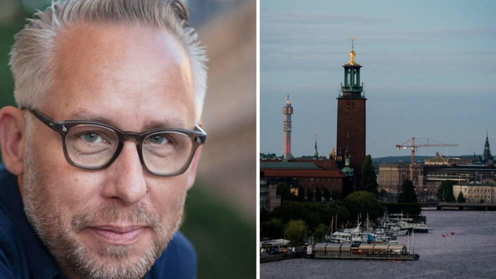 Po Tidholm och Stockholm.