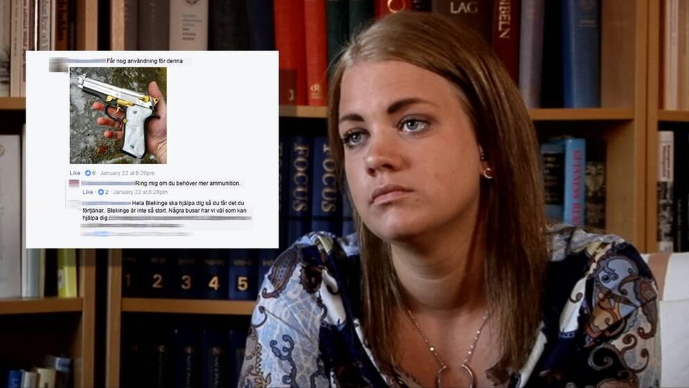 Elina Gustafsson (S)