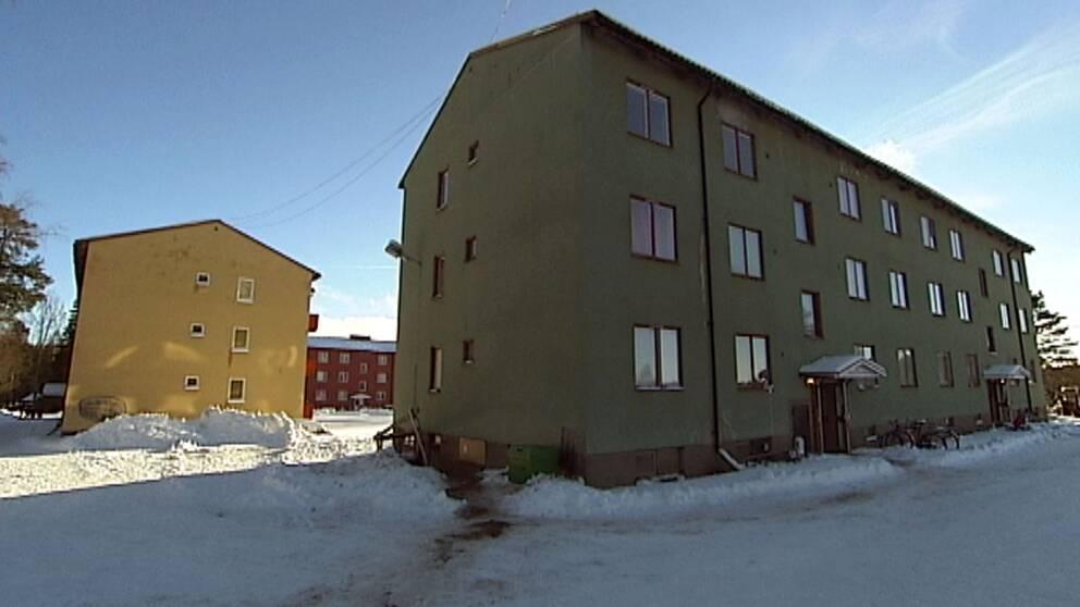 Asylboende i Fredriksberg