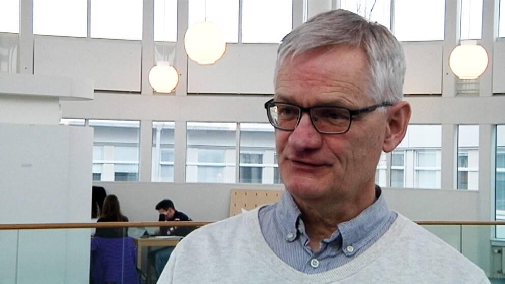 Anders Lidström, professor i statsvetenskap.