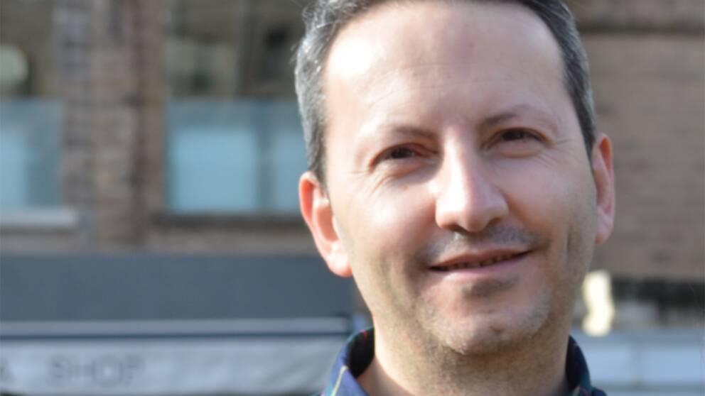 Forskaren Ahmadreza Djalali har suttit frihetsberövad i Iran sedan i våras.