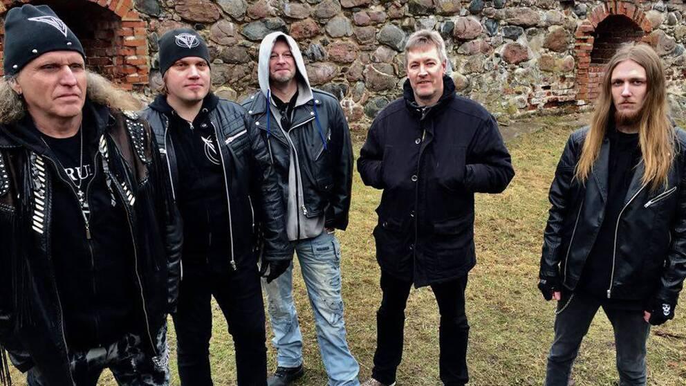 Rockbandet No Rules från Karlskrona.